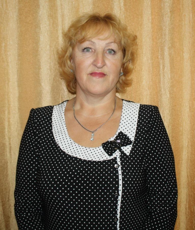 Илюхина Ольга Юрьевна - Первая
