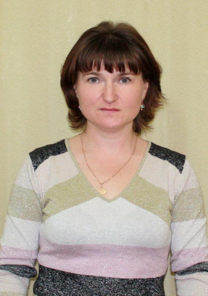 Рябенко Людмила Николаевна - Высшая